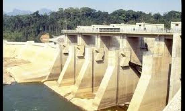Laos hydropower dam gallery diagram writing sample ideas and guide new dam powers up laos theun hinboun hydropower plant asian power new dam powers up laos sciox Images