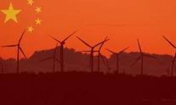 China accounts for 24 5% of global wind energy capacity