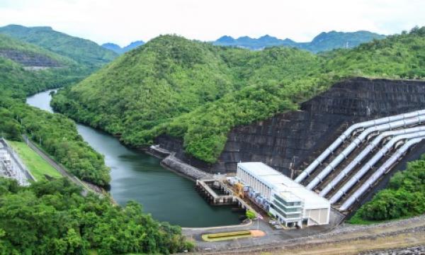 Hydrothermal power plant