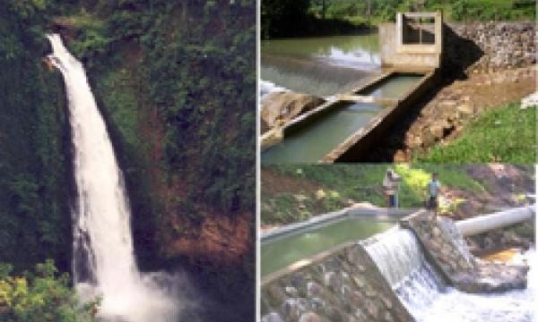 Mini Hydro Plant : Mindanao to get m mini hydro plant investments asian