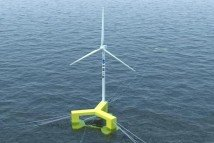 MingYang ships off China's first floating offshore wind turbine